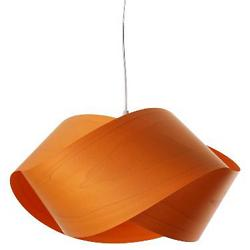 Nut Pendant (Orange/E26 Bulb) - OPEN BOX RETURN