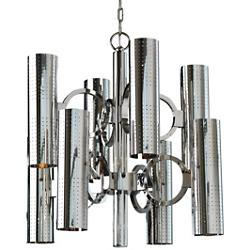 O-Pipe Chandelier