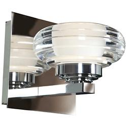 Optix LED Bath Wall Sconce