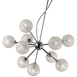 Opulence 10 Light Pendant