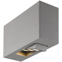 Oscar Outdoor LED Wall Sconce (Grey) - OPEN BOX RETURN