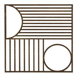 Outline Trivet - Square