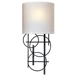 P5131 Wall Sconce (Black) - OPEN BOX RETURN