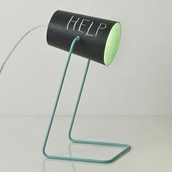 Paint Lavagna Table Lamp