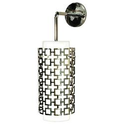 Parker Pendant Sconce (Polished Nickel) - OPEN BOX RETURN