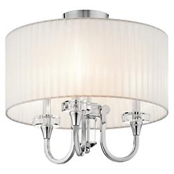Parker Point Semi-Flush/Pendant
