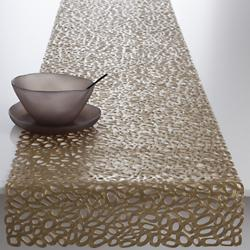 Pebble Table Runner (Brass) - OPEN BOX RETURN