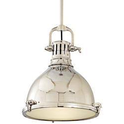 Pelham Pendant (Large/Polished Nickel) - OPEN BOX RETURN