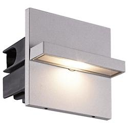 Perma LED Outdoor Wall Sconce (Grey) - OPEN BOX RETURN