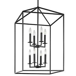 Perryton Two-Tier Foyer Pendant