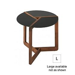Pi Side Table (Walnut/Large) - OPEN BOX RETURN