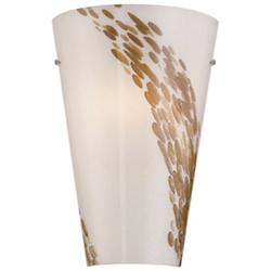 Piave Wall Sconce (Espresso Swirl) - OPEN BOX RETURN