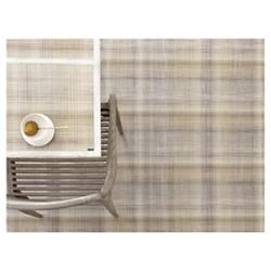 Plaid Floormat (Tan/46 in x 72 in) - OPEN BOX RETURN
