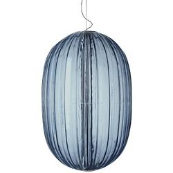 Plass Pendant (Blue/78 Inch Suspension) - OPEN BOX RETURN