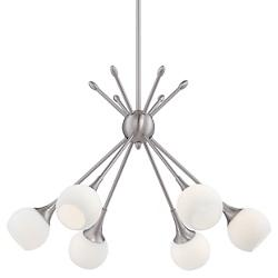 Pontil 6-Light Chandelier