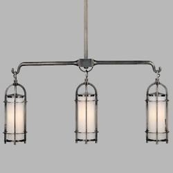 Portland 3-Light Linear Suspension