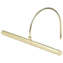 Profile Picture Light (Polished Brass/LED) - OPEN BOX RETURN