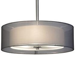 Puri Suspension (Satin Nickel/Silver/Medium) - OPEN BOX