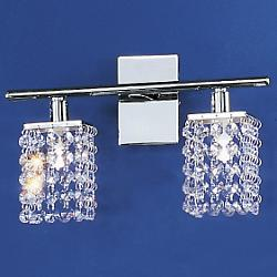 Pyton 2-Light Bath Bar
