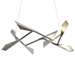 Quill Multi-Light Pendant (Platinum) - OPEN BOX RETURN