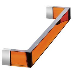 Rail Towel Rail (Tangerine Orange/Medium) - OPEN BOX RETURN