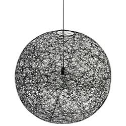 Random Light LED Pendant (Black/Small) - OPEN BOX RETURN