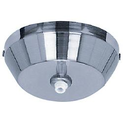 RapidJack LED Beveled Round Canopy