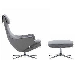 Repos Lounge Chair and Ottoman