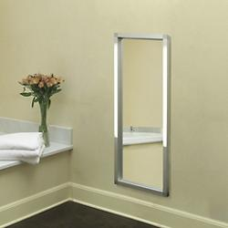 Rezek Tall Lighted MIrror