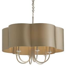 Rittenhouse Drum Pendant (Silver/Olive) - OPEN BOX RETURN
