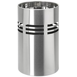 SLICE Bathroom Bin (Stainless/Steel) - OPEN BOX RETURN