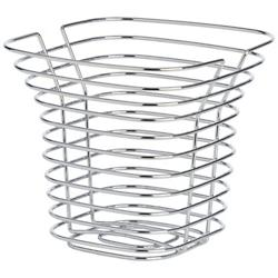 SONORA Tall Wire Basket (Polished Chrome) - OPEN BOX RETURN