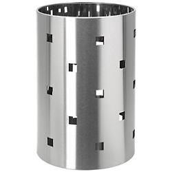 SQUARO Wastepaper Basket (Stainless Steel) - OPEN BOX RETURN