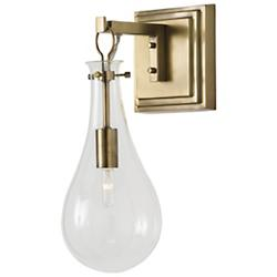 Sabine Wall Sconce (Antique Brass) - OPEN BOX RETURN