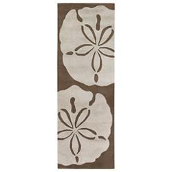 Sand Dollar Tufted Pile Rug