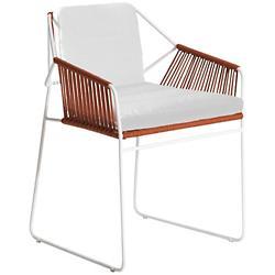 Sandur Woven Armchair with Cushions