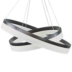 Saturn 2-Tier LED Pendant