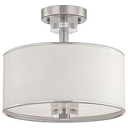 Savvy 3 Light Semi-Flushmount