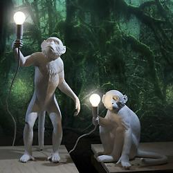 Seletti Monkey Lamp Collection