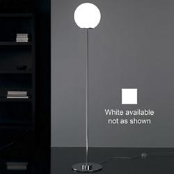 Sferis Floor Lamp (White) - OPEN BOX RETURN
