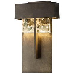 Shard Outdoor LED Tall Wall Sconce