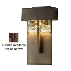 Shard Outdoor LED Wall Sconce (Bronze) - OPEN BOX RETURN
