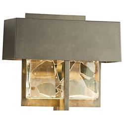 Shard Outdoor LED Wall Sconce
