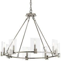 Signata 8-Light Chandelier
