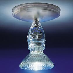 Sista Ceiling Light (Transparent) - OPEN BOX RETURN