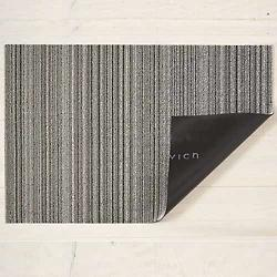 Skinny Stripe Shag Runner (Birch) - OPEN BOX RETURN