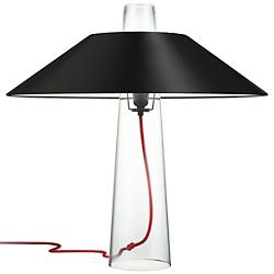 Sky Table Lamp (Black/Clear) - OPEN BOX RETURN