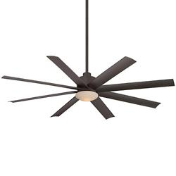 Slipstream Ceiling Fan (Bronze/Opal) - OPEN BOX RETURN