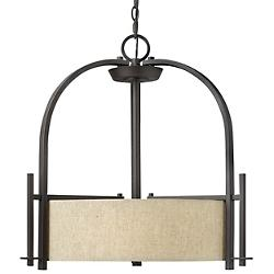 Sloan Drum Pendant (Regency Bronze) - OPEN BOX RETURN