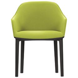 Softshell Chair with 4-Leg Base